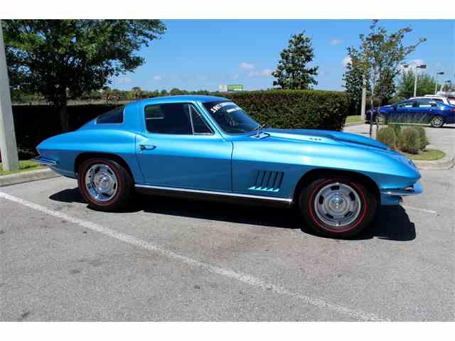 Picture of '67 Corvette - N6HK