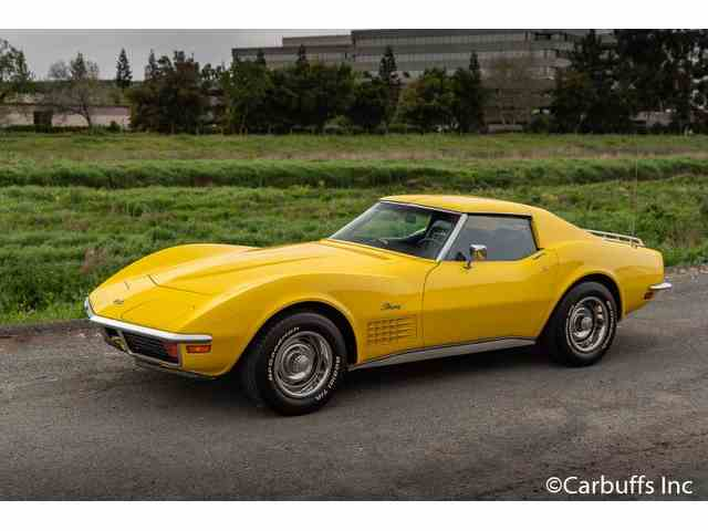 Picture of '72 Corvette - N6HL