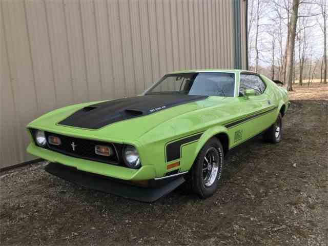 Picture of '71 Mustang Mach 1 - N6HR