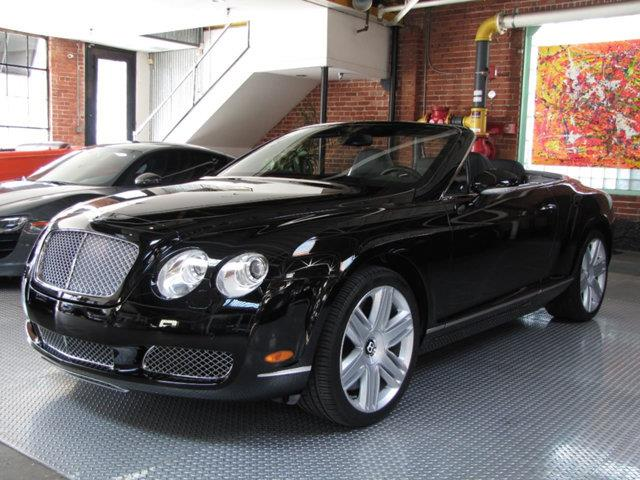 Picture of '07 Continental GTC - N6HU