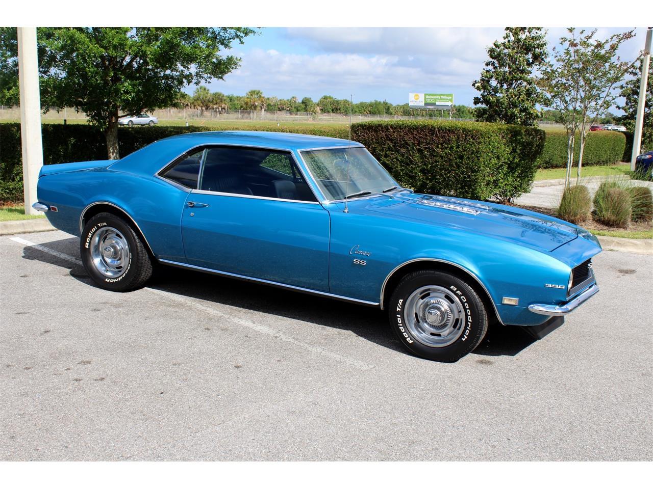 1968 Chevrolet Camaro For Sale Classiccars Com Cc 1081507