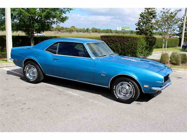Picture of '68 Camaro - N6HV