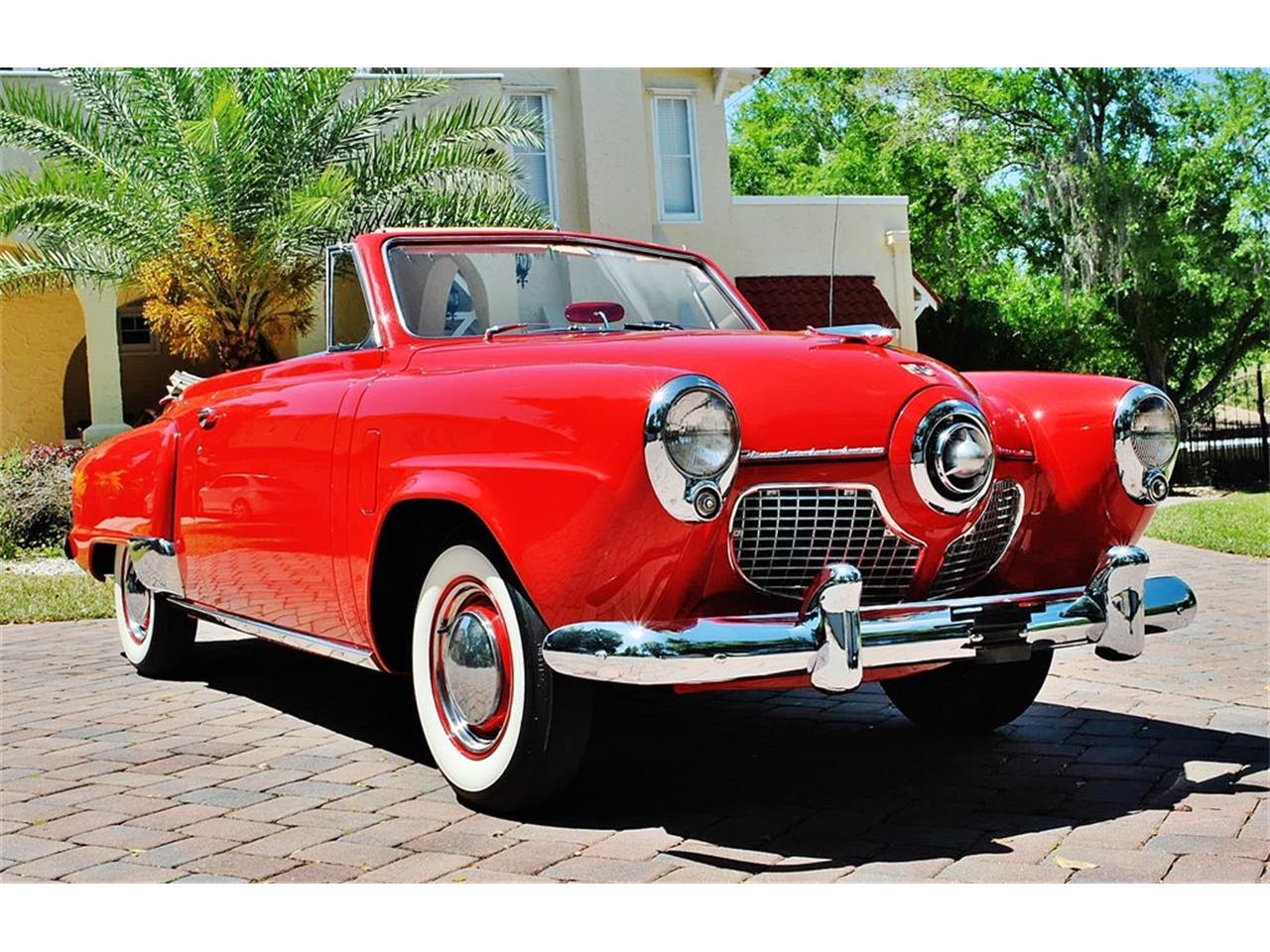 For Sale: 1951 Studebaker Champion in Lakeland, Florida