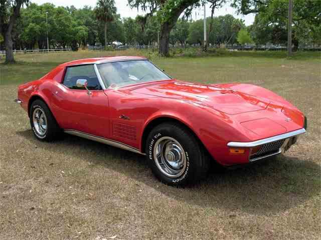 Picture of '72 Corvette - N6IM