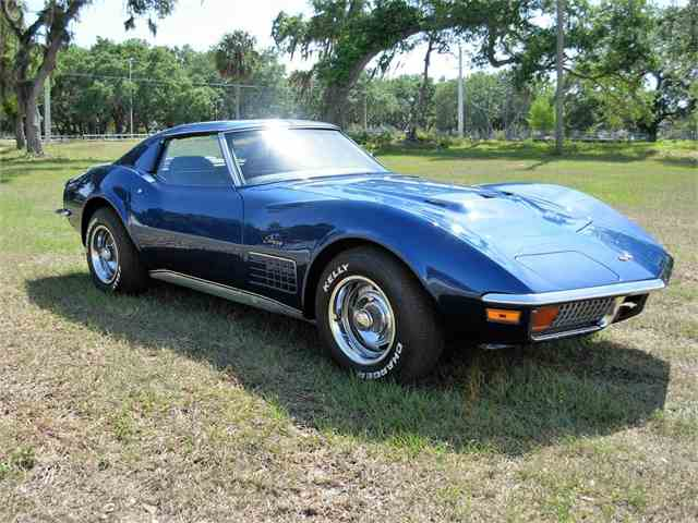 Picture of '72 Corvette - N6IO