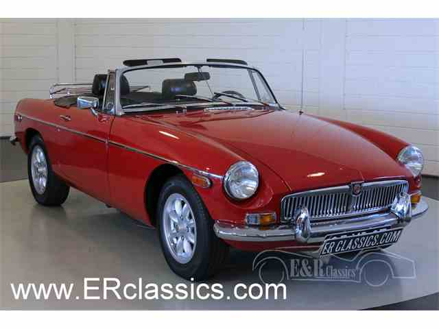 Picture of '74 MGB - N6IY