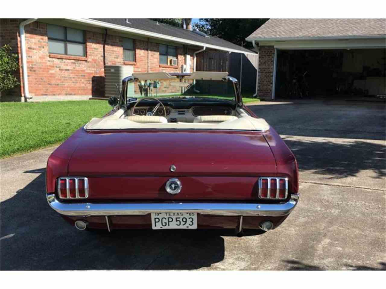 Large Picture of '65 Mustang - N6IZ