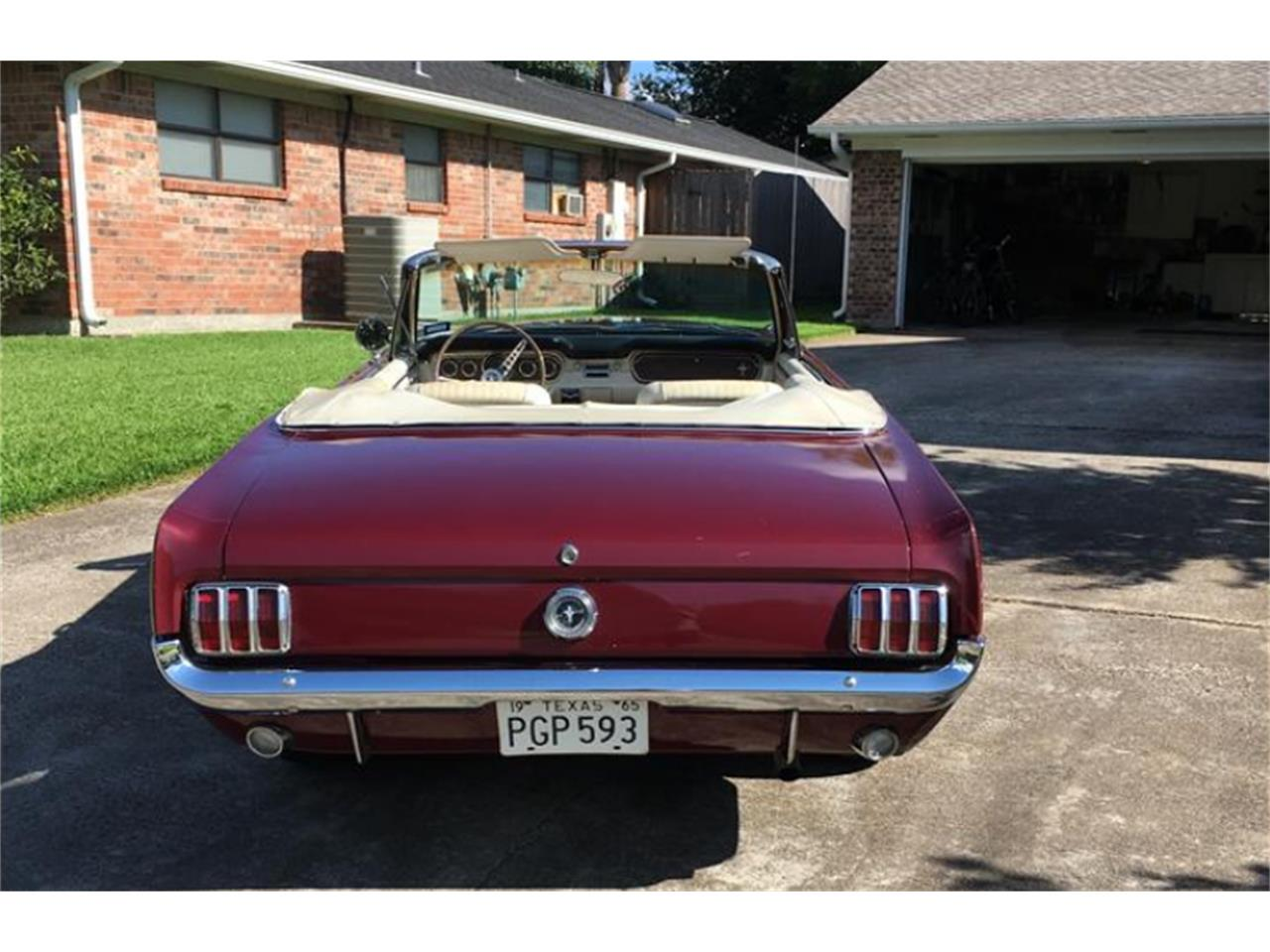 Large Picture of '65 Mustang - $28,000.00 - N6IZ