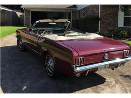 Picture of Classic '65 Ford Mustang located in Texas - $28,000.00 Offered by a Private Seller - N6IZ