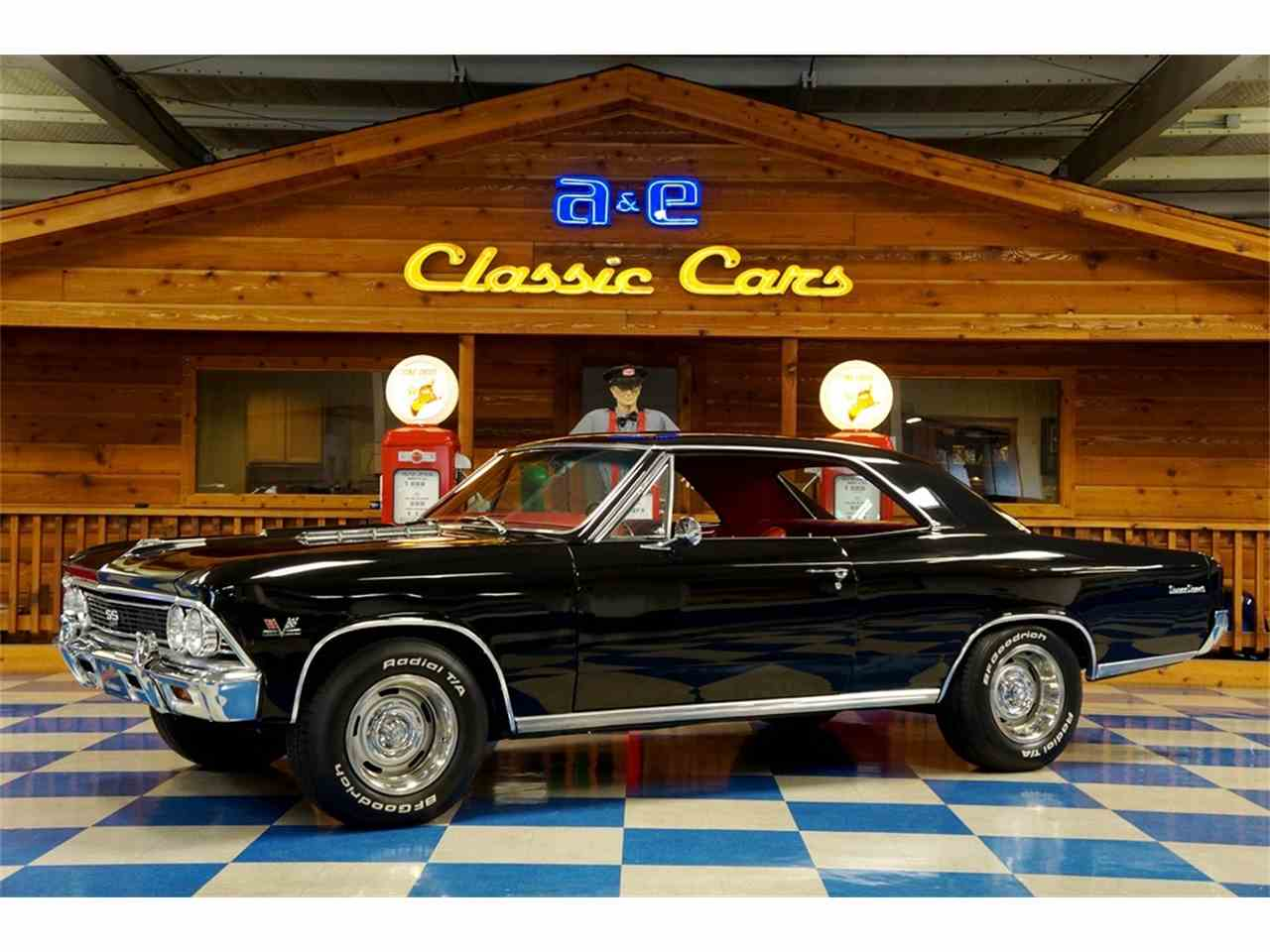 1966 Chevrolet Chevelle SS for Sale | ClassicCars.com | CC-1081549