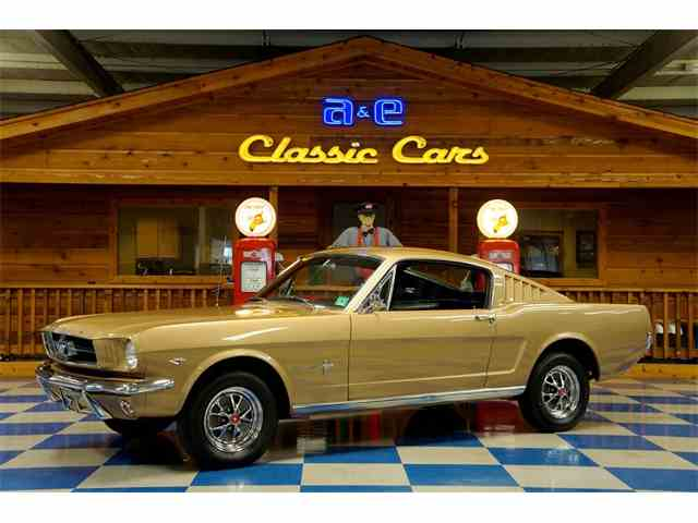 Picture of '65 Mustang - N6J5