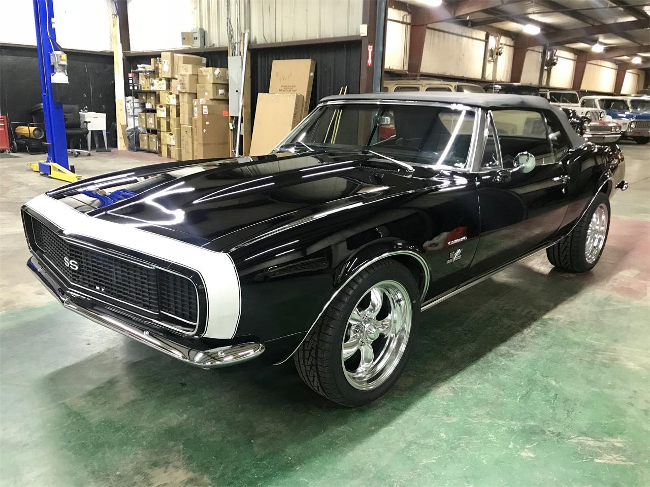 For Sale: 1967 Chevrolet Camaro in Sherman, Texas