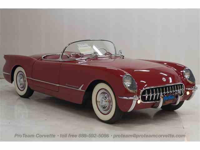 Picture of '54 Corvette - N6JE