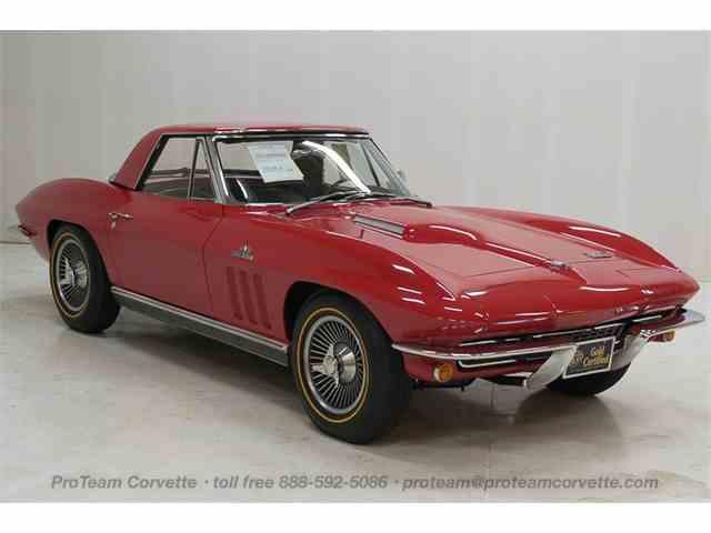 Picture of 1966 Chevrolet Corvette located in Napoleon OHIO - $169,000.00 - N6JV