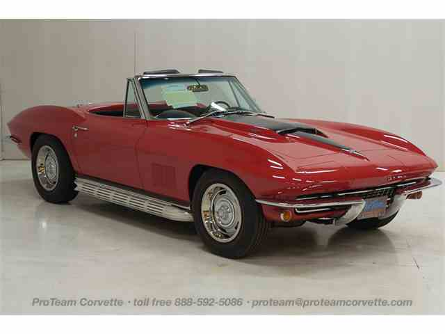 Picture of '67 Corvette - N6K4
