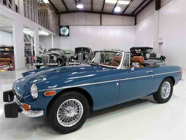 Picture of 1974 MG MGB located in St. Louis MISSOURI Offered by Daniel Schmitt & Co. - N6KE