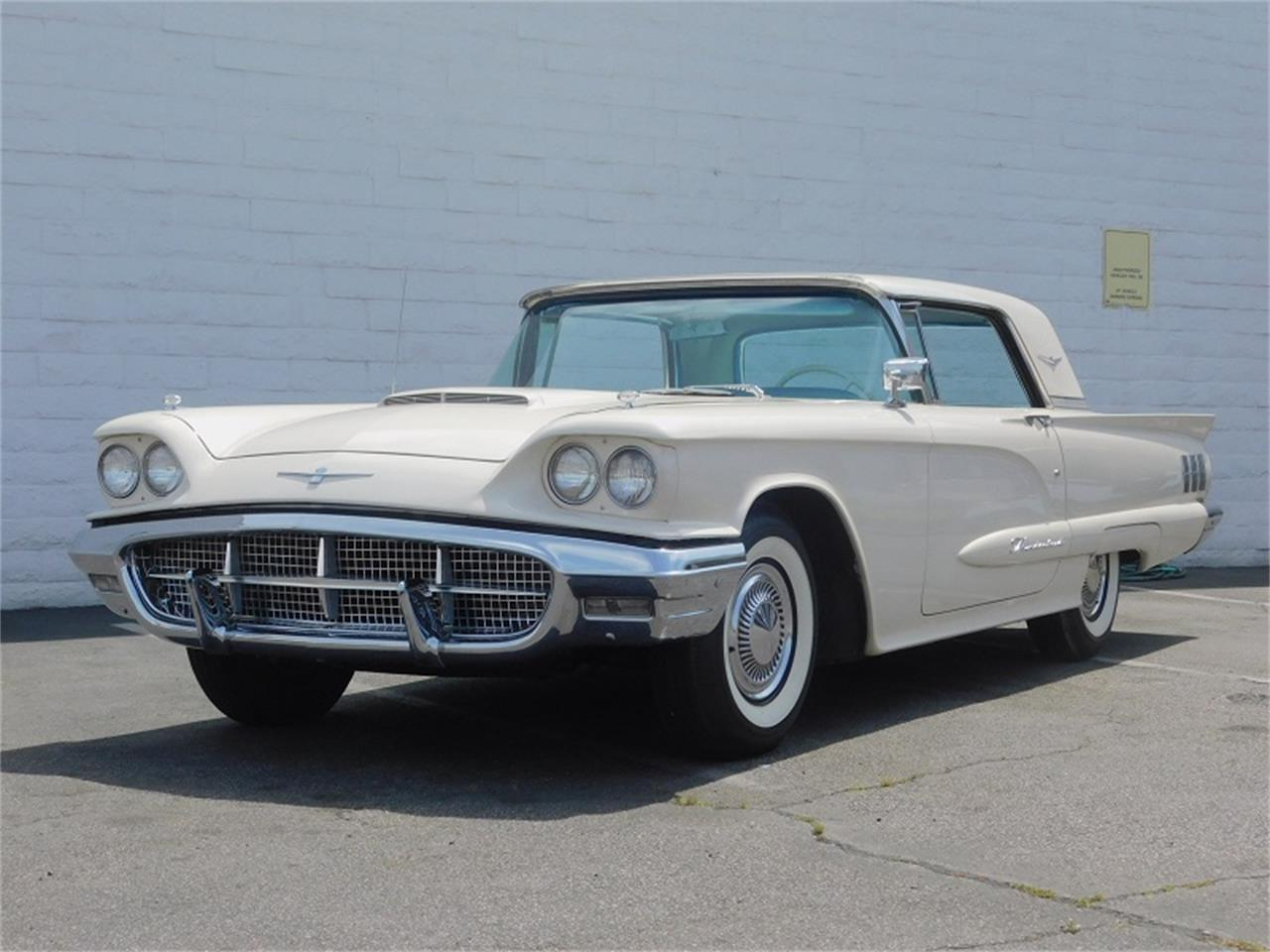 Large Picture of 1960 Thunderbird located in California - $26,500.00 Offered by Back in the Day Classics - N6KI