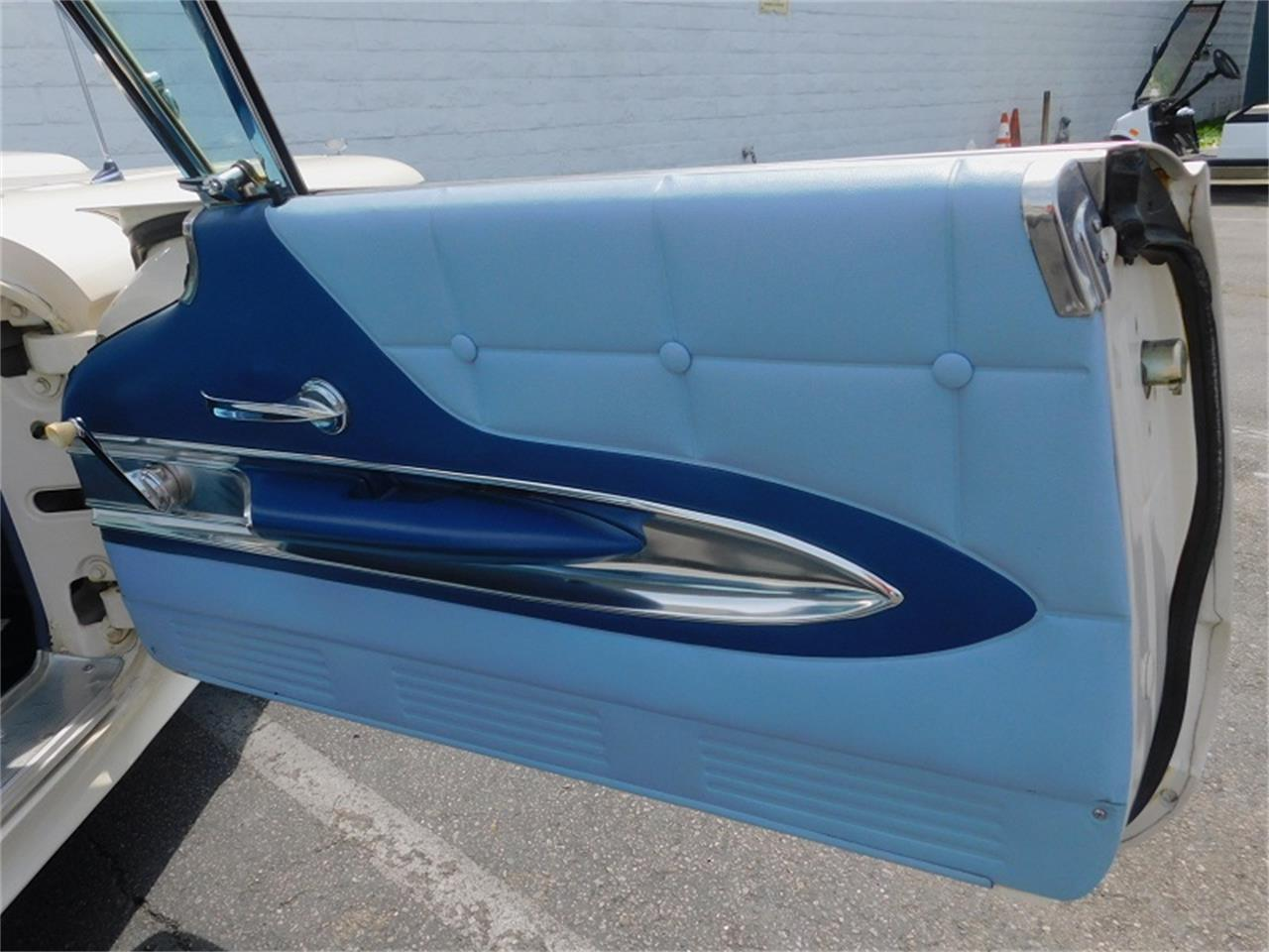 Large Picture of Classic 1960 Thunderbird located in Carson California Offered by Back in the Day Classics - N6KI