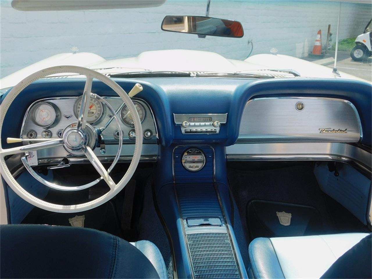 Large Picture of Classic '60 Ford Thunderbird located in California Offered by Back in the Day Classics - N6KI