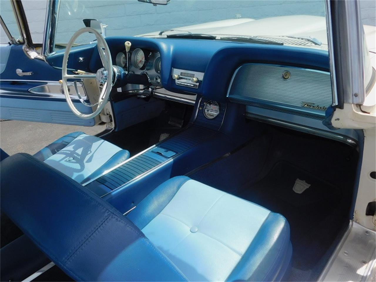 Large Picture of '60 Ford Thunderbird located in Carson California - $26,500.00 Offered by Back in the Day Classics - N6KI