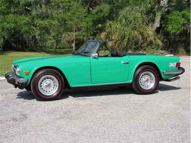 Picture of '76 TR6 - N6KK