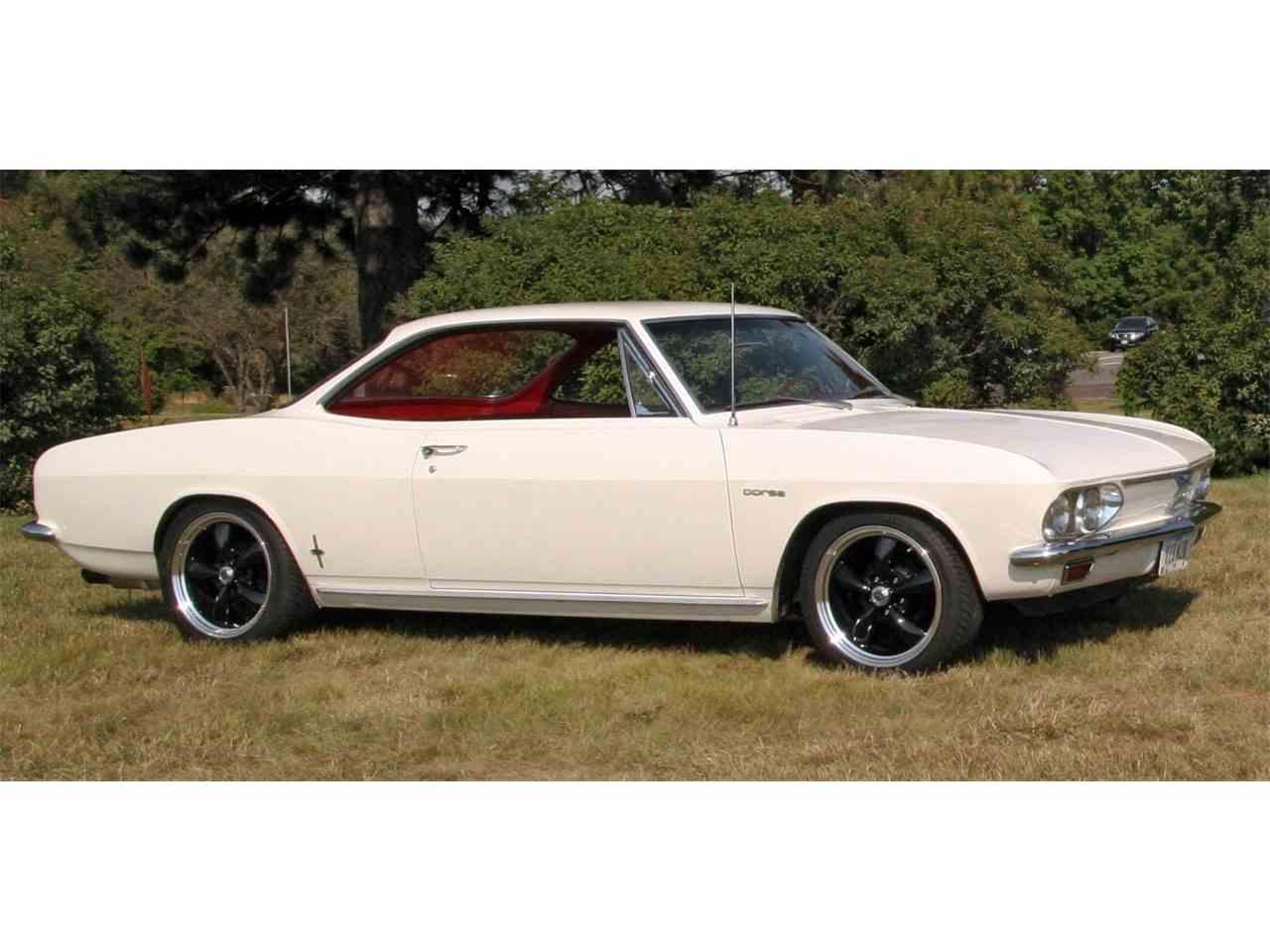 1966 Chevrolet Corsa for Sale | ClassicCars.com | CC-1081608