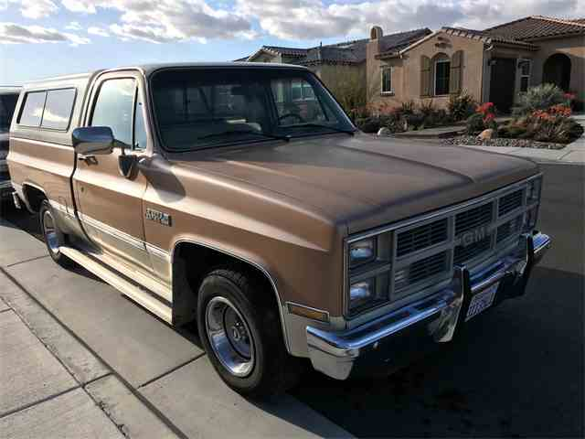 Picture of '84 Pickup - N6KQ