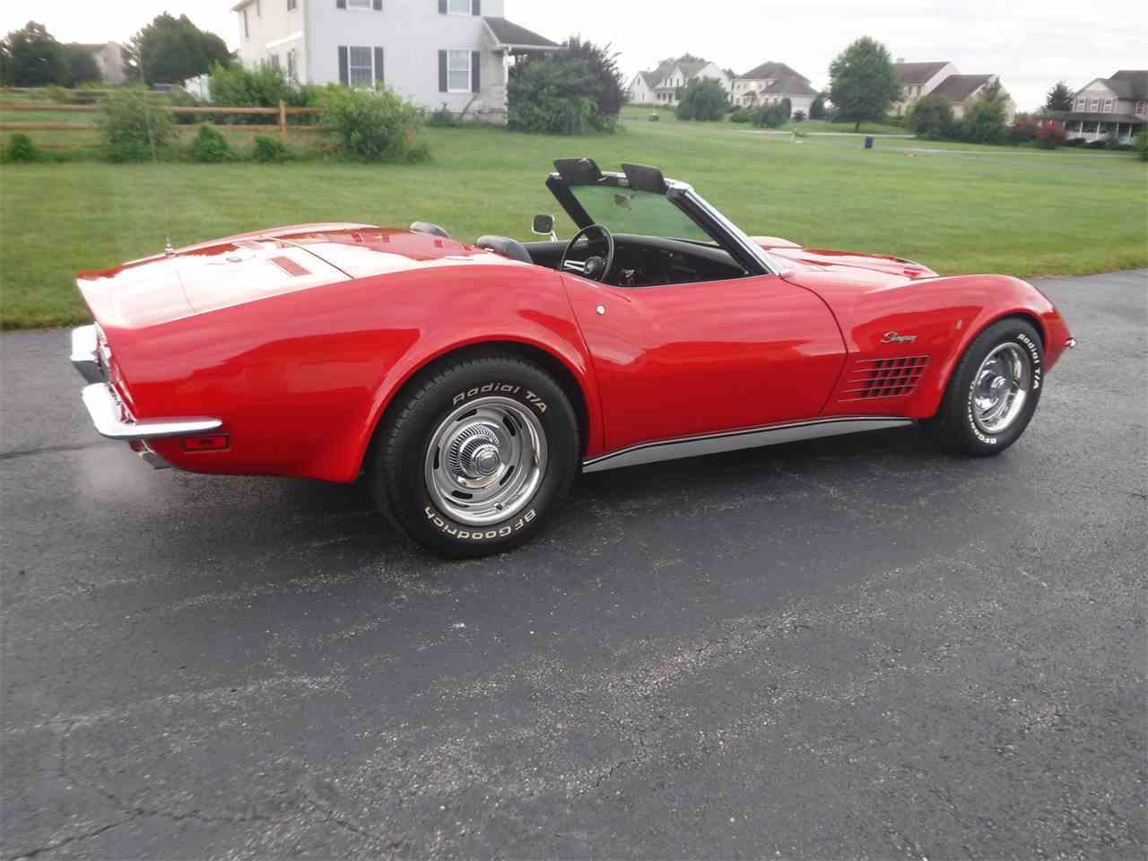 1971 Chevrolet Corvette for Sale   ClassicCars.com   CC-1081616