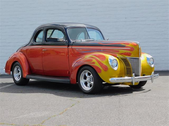 Picture of '40 Deluxe - N6KZ