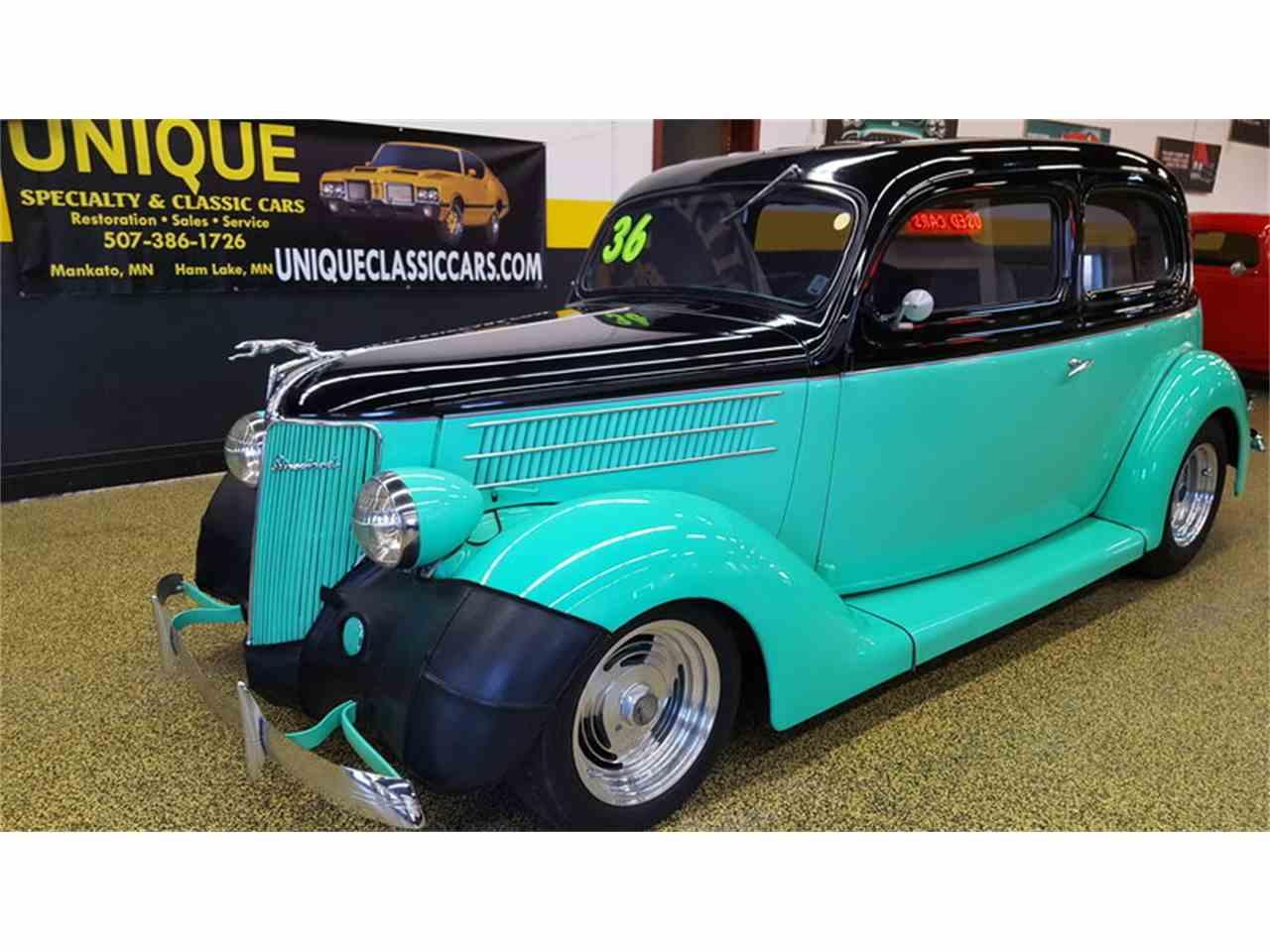 1936 Ford Tudor for Sale | ClassicCars.com | CC-1081634