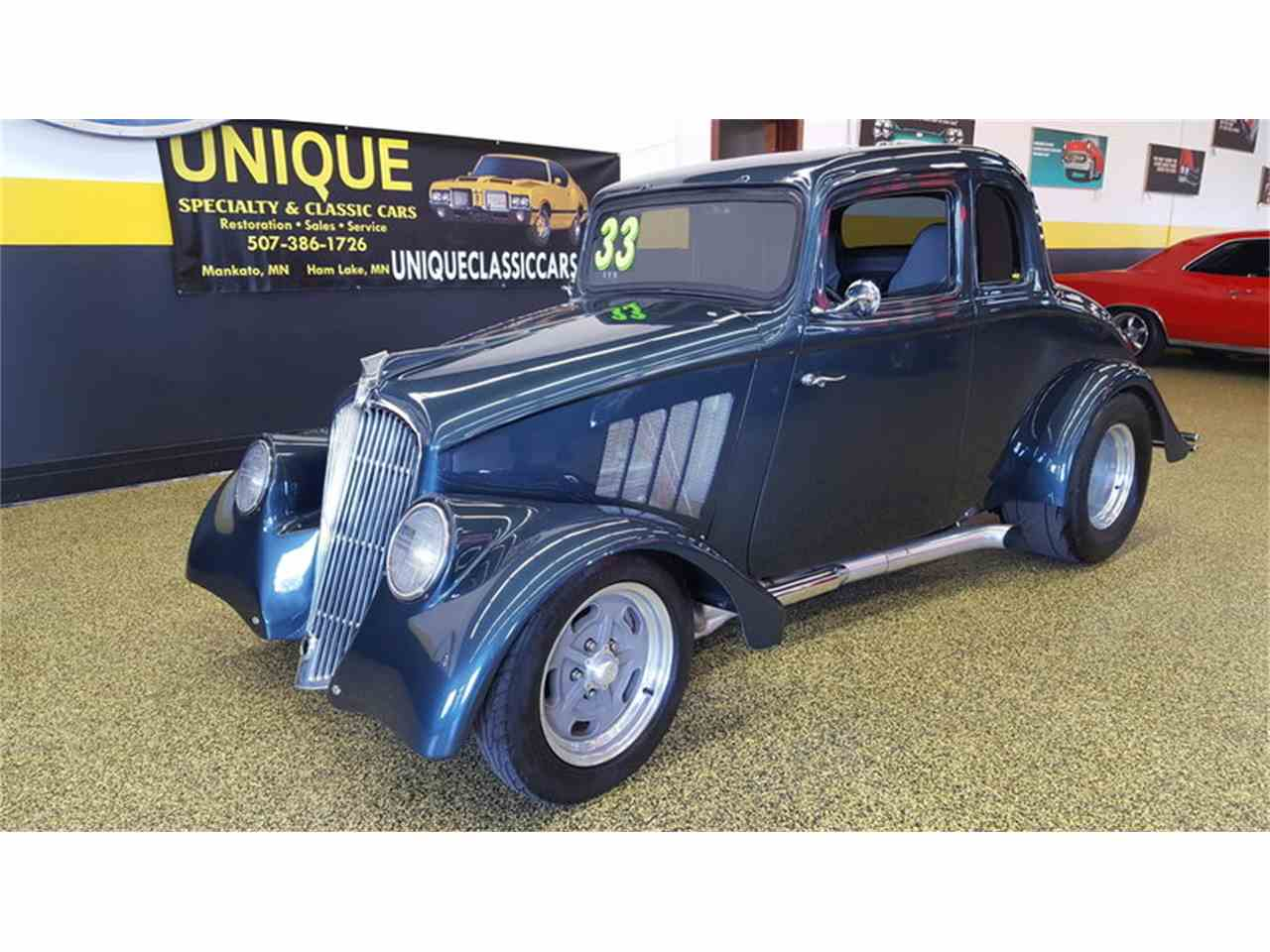 1933 Willys Coupe for Sale | ClassicCars.com | CC-1081637