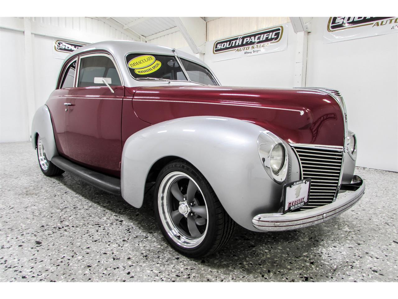 Large Picture of '39 Mercury Coupe located in Oregon Offered by a Private Seller - N6LJ