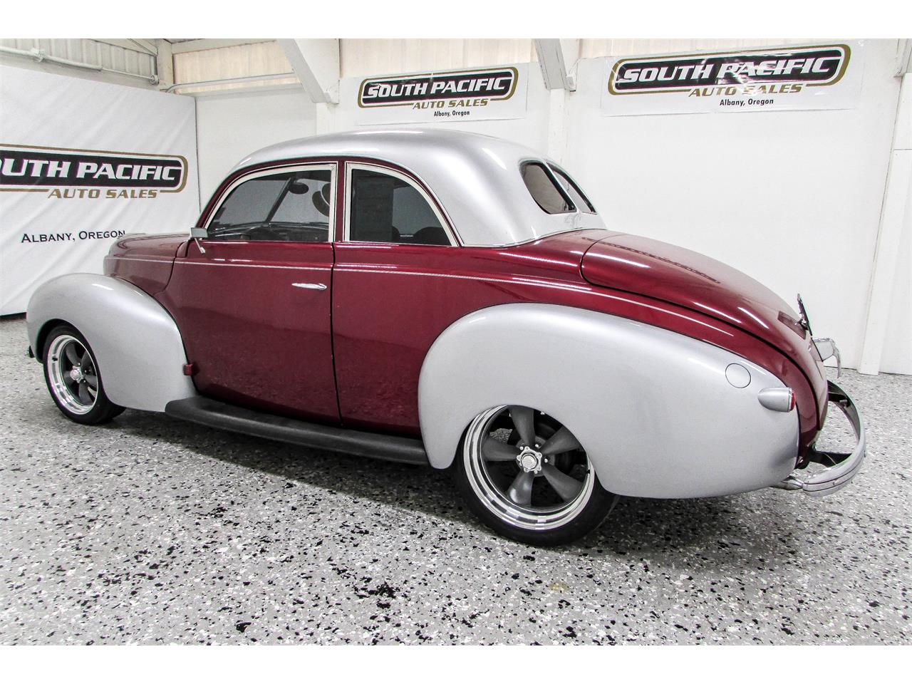 Large Picture of Classic '39 Mercury Coupe Offered by a Private Seller - N6LJ
