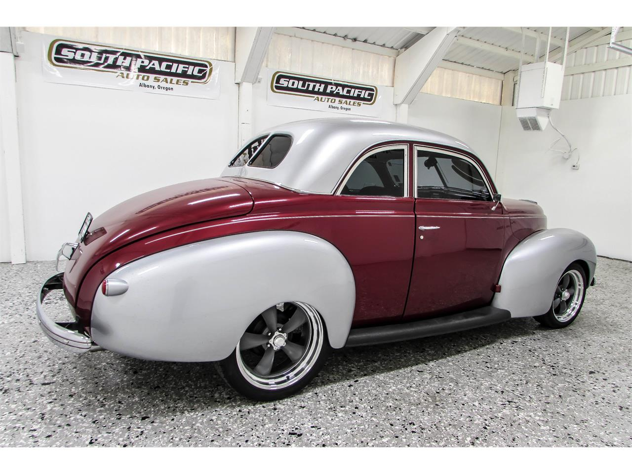 Large Picture of 1939 Mercury Coupe located in Oregon - $27,995.00 Offered by a Private Seller - N6LJ