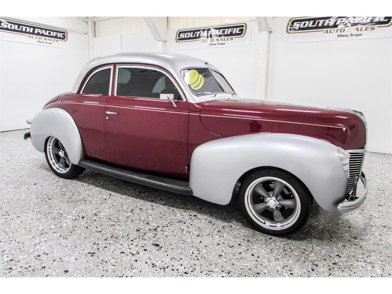 Large Picture of 1939 Coupe located in ALBANY Oregon Offered by a Private Seller - N6LJ