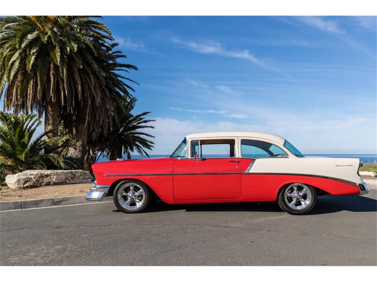 Large Picture of Classic '56 Chevrolet Bel Air located in California - $47,000.00 Offered by a Private Seller - N6LL