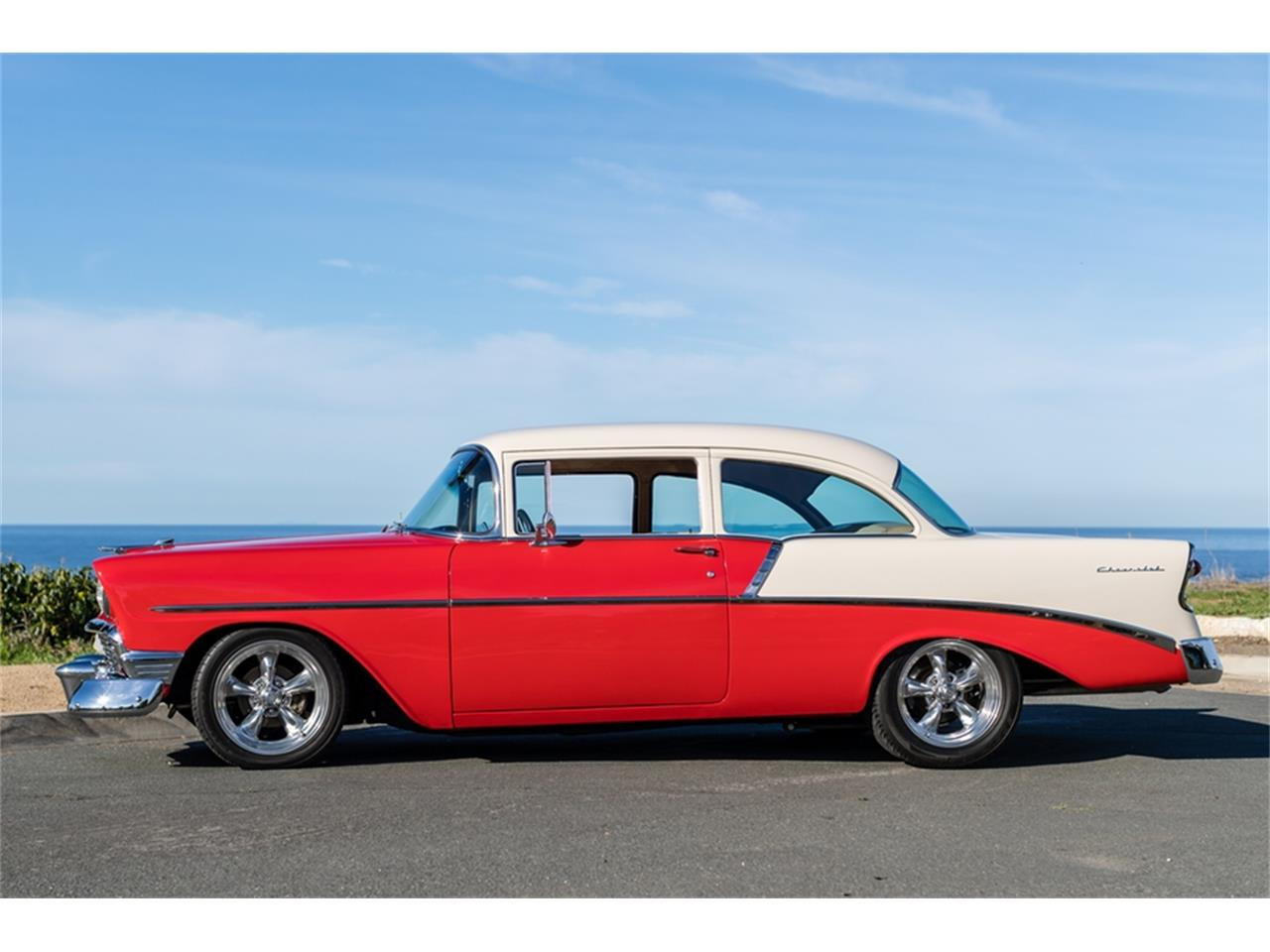Large Picture of 1956 Chevrolet Bel Air - $47,000.00 Offered by a Private Seller - N6LL