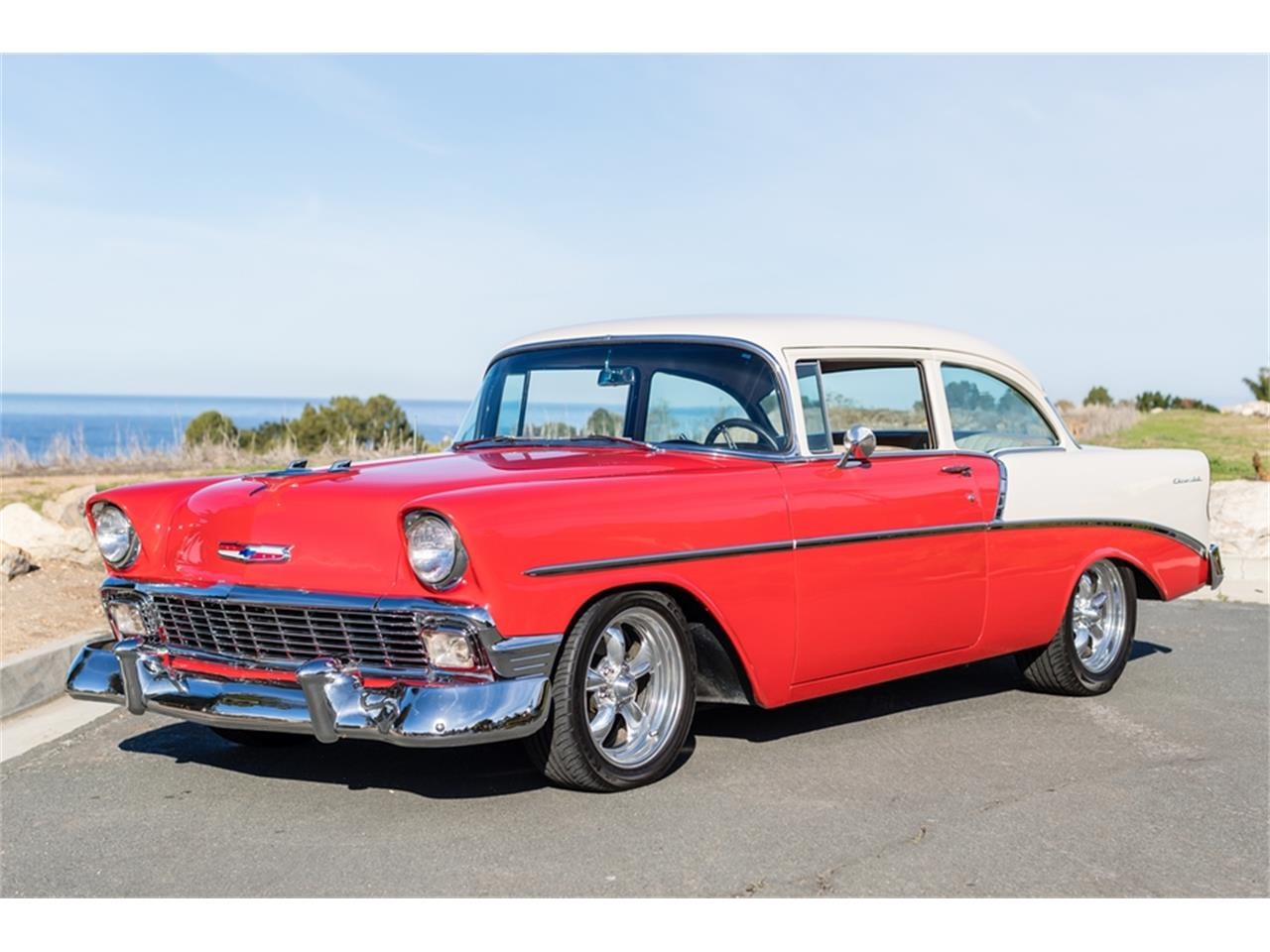 Large Picture of Classic '56 Chevrolet Bel Air - $47,000.00 Offered by a Private Seller - N6LL