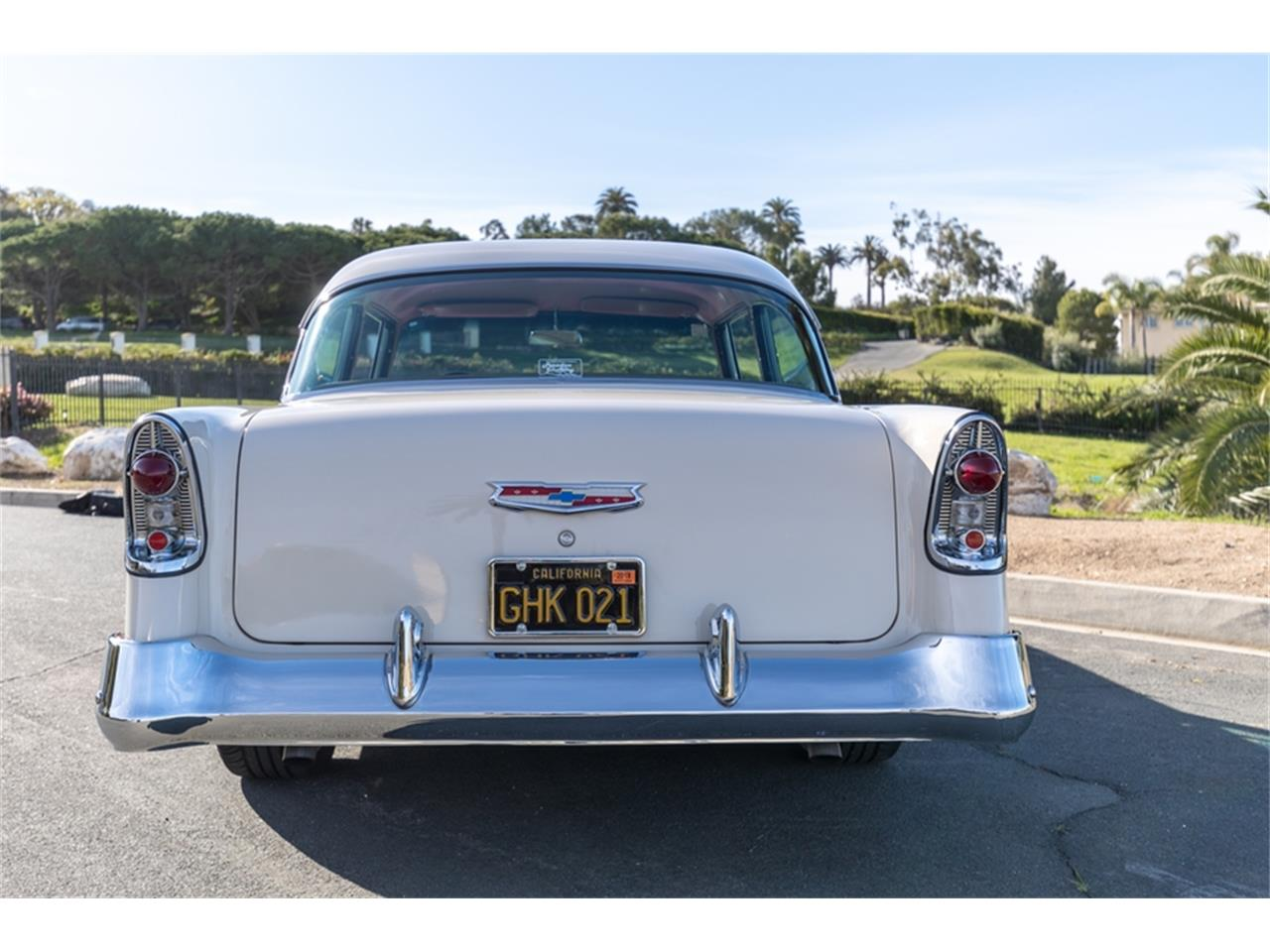Large Picture of '56 Bel Air located in Palos Verdes Estates California Offered by a Private Seller - N6LL