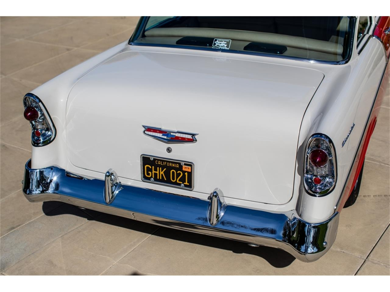 Large Picture of '56 Bel Air located in California - $47,000.00 Offered by a Private Seller - N6LL