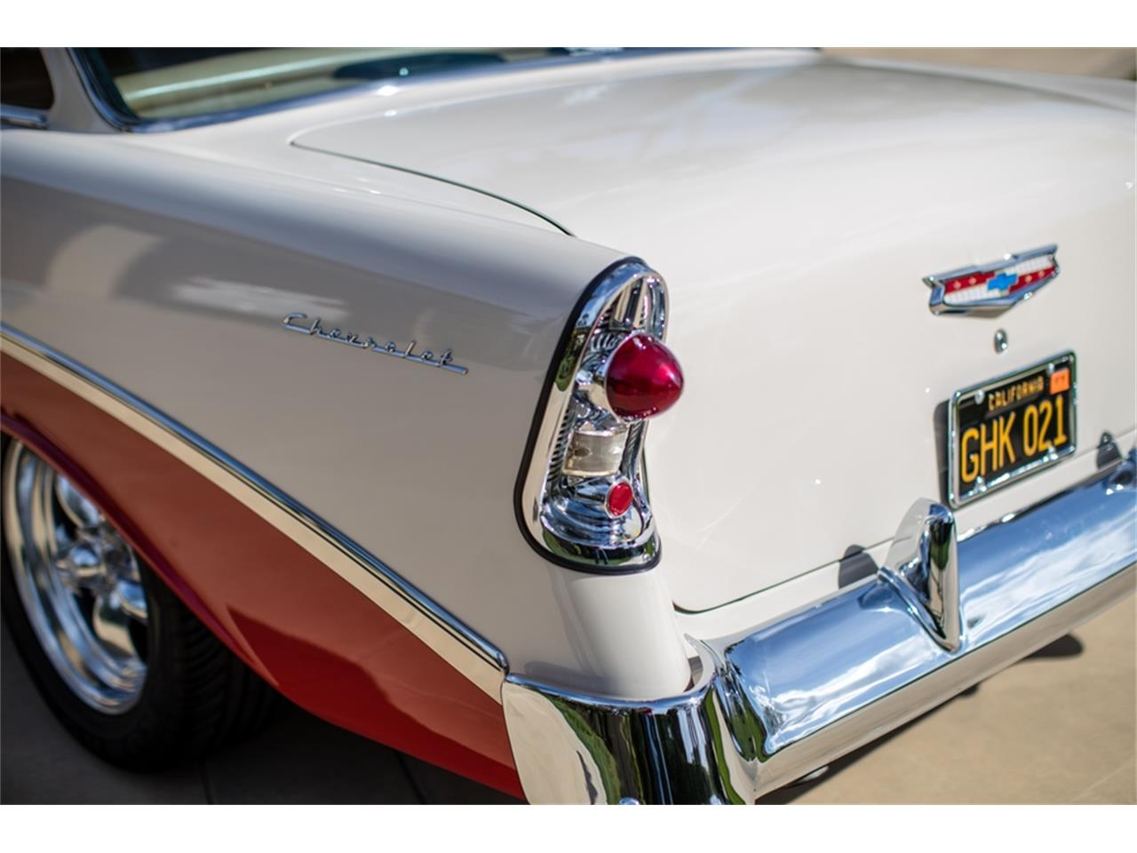 Large Picture of 1956 Chevrolet Bel Air located in California - N6LL