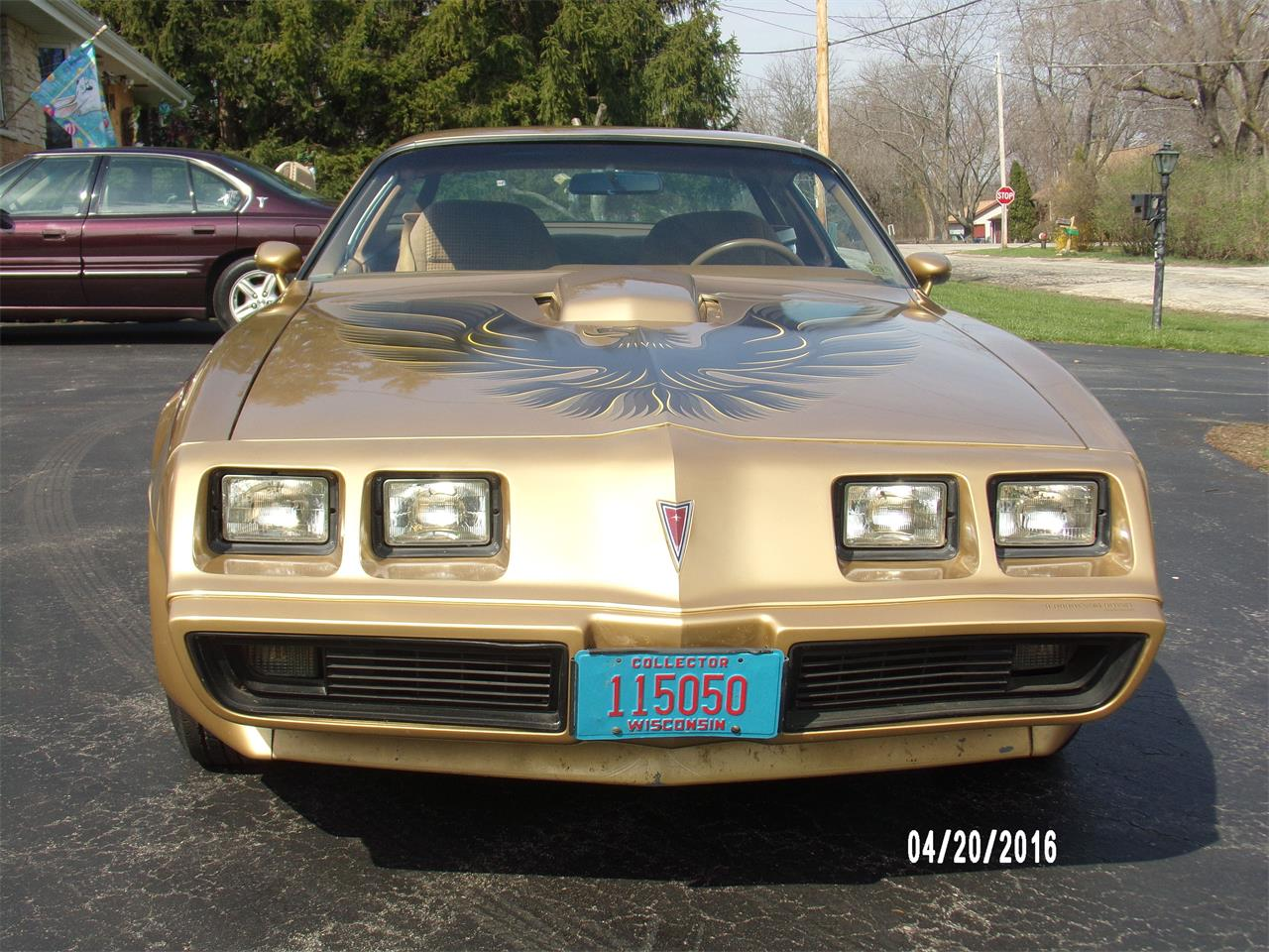 Large Picture of 1979 Pontiac Firebird Trans Am Offered by a Private Seller - N6LQ