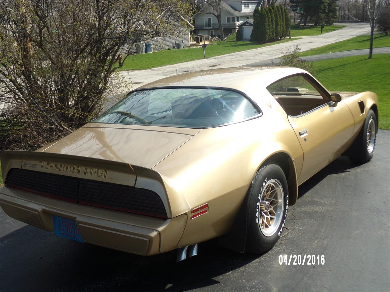 Large Picture of '79 Firebird Trans Am - N6LQ