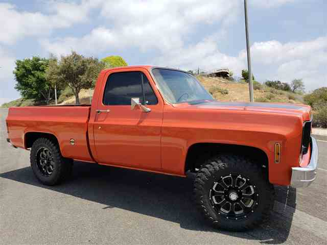 Picture of '77 Chevrolet Silverado located in Rowland Heigths  California - $11,500.00 - N6LT