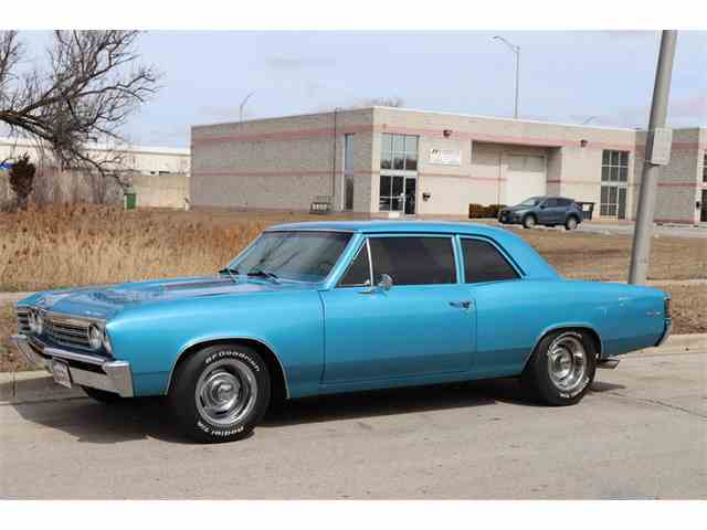 Picture of '67 Chevelle - N6LY