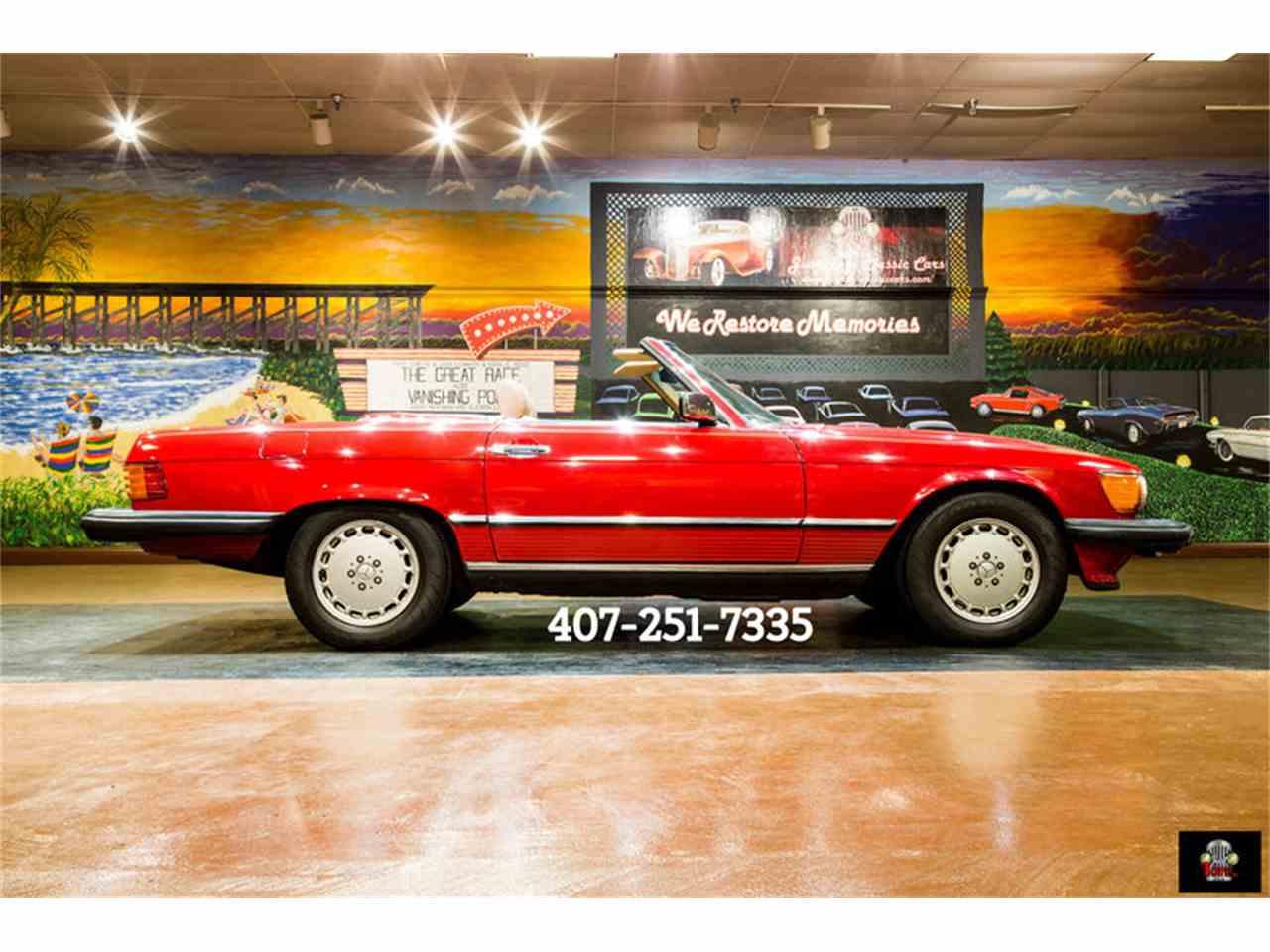 1986 Mercedes-Benz 560 for Sale | ClassicCars.com | CC-1081659