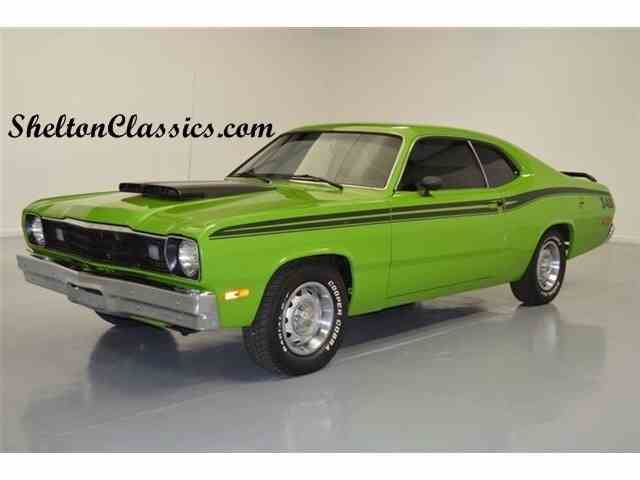 Picture of '73 Duster - N6M6