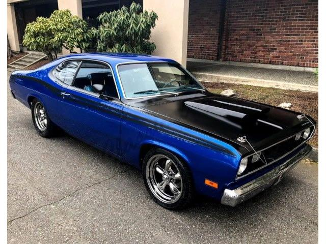 Picture of '70 Duster - N6MB