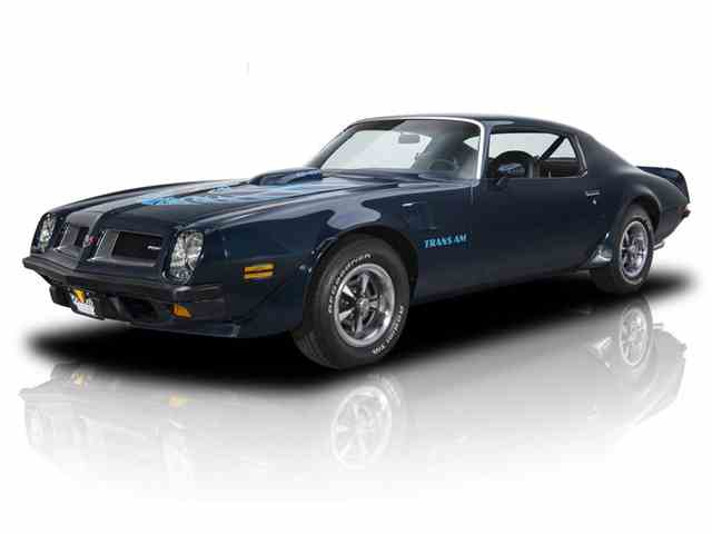 Picture of '74 Firebird - N6MM