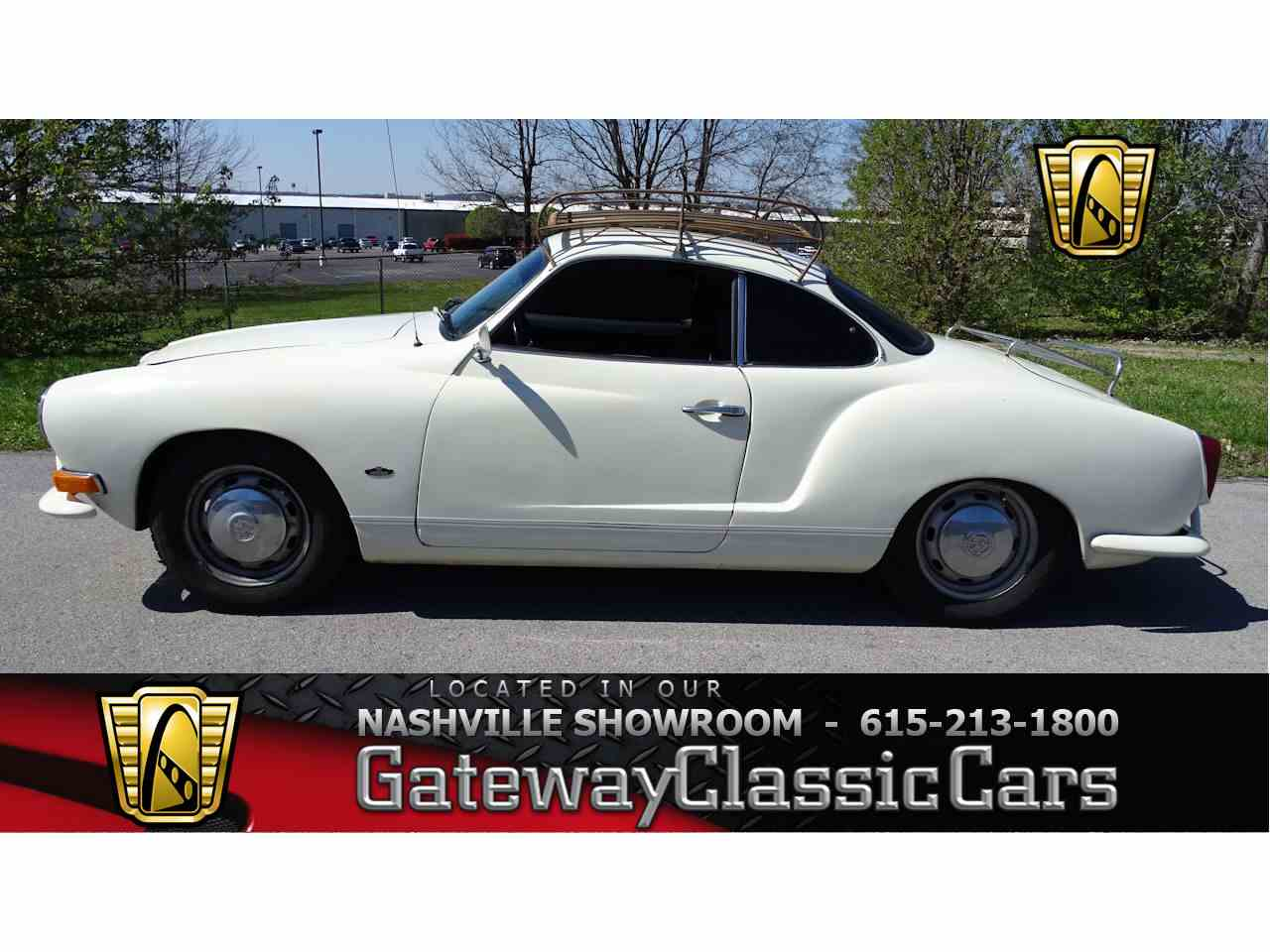 1969 Volkswagen Karmann Ghia for Sale   ClassicCars.com   CC-1081695